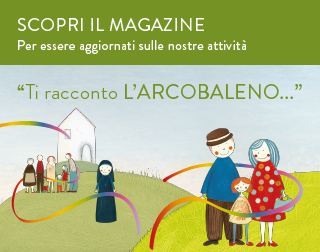 arcobaleno onlus magazine