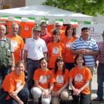 L'Arcobaleno-Onlus all'Adunata Nazionale Alpini