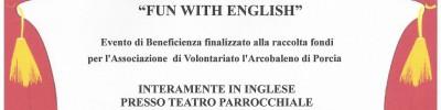 Spettacolo Teatrale a sostegno de L'Arcobaleno-Onlus