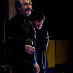 Teatro e musica per l'Arcobaleno-Onlus con i Papu e i Camerieri Italiani - Porcia 15 novembre 2014