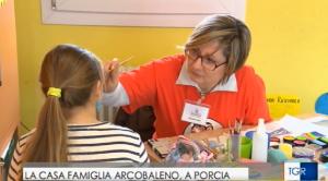 Casa aperta all'Arcobaleno 10 01 2016 - facepainiting