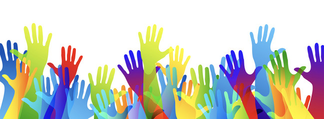 mani colorate | Associazione di Volontariato L'Arcobaleno ...